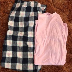 Never worn Nautica Pajama set